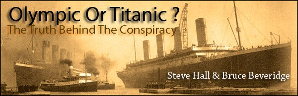 Image result for titanic conspiracy theories
