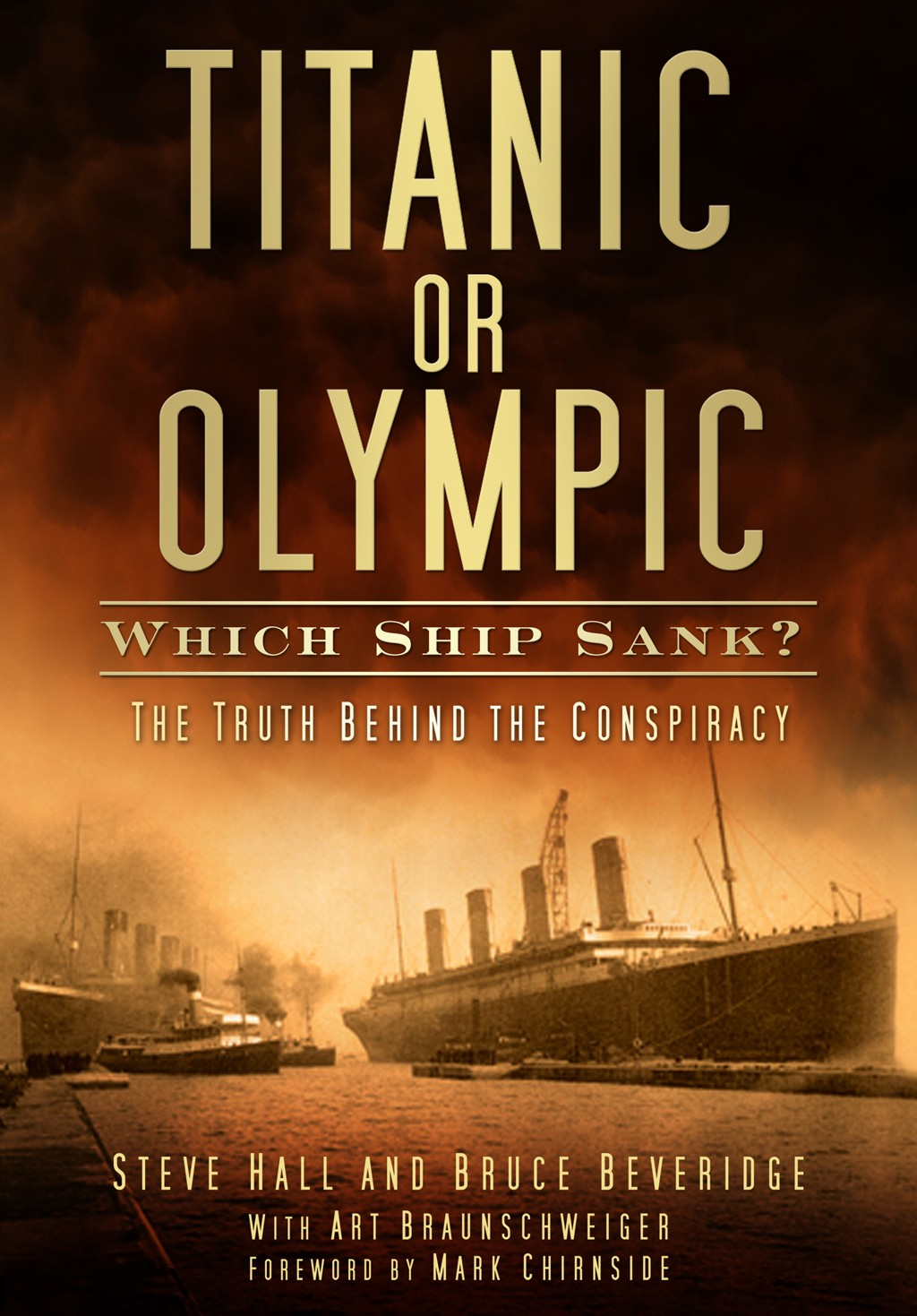 Olympic & Titanic First Edition 2004