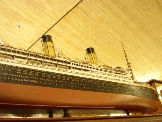 majestic model amidships